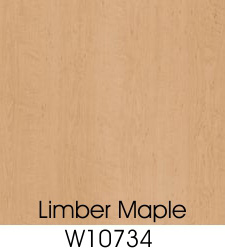 Limber Maple Plastic Laminate Selection