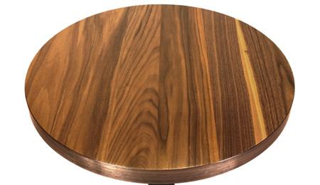 Captivating Square Walnut Veneer Restaurant Table Round Walnut Veneer Restaurant Table