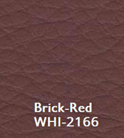 Spradling Whisper Vinyl Brick Red