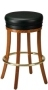 Wood Bar Stools Club Style