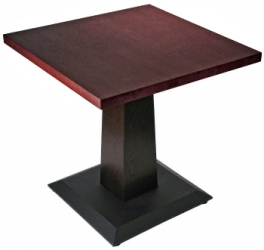 Restaurant booth tables